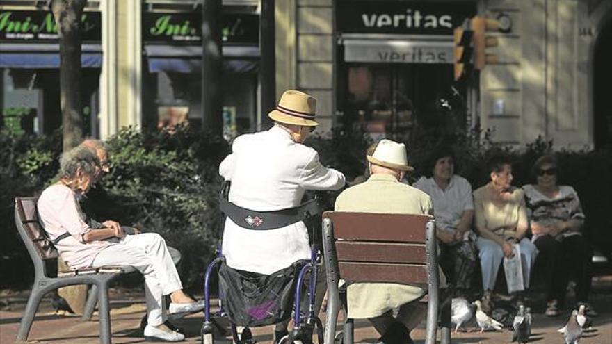 La nómina de las pensiones de julio costará 19.000 millones de euros