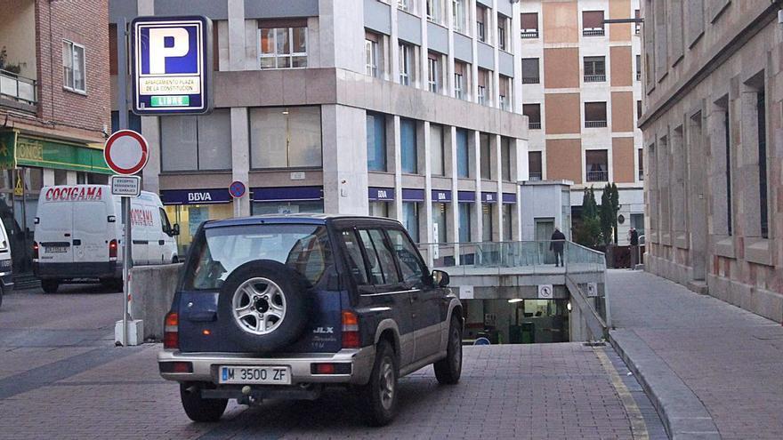 """El Ayuntamiento de Zamora recibirá 500.000 euros más por los """"parkings"""" subterráneos"""