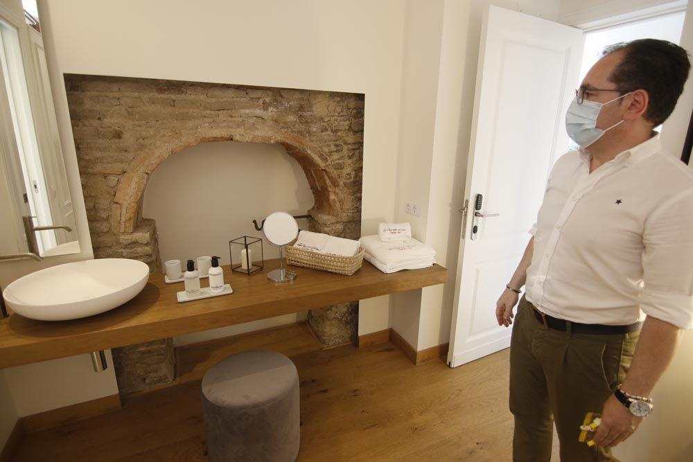 Abre La Ermita Suites, primer alojamiento turístico cordobés ubicado en un monumento