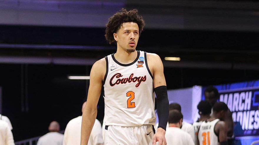Cade Cunningham, número 1 del draft de la NBA