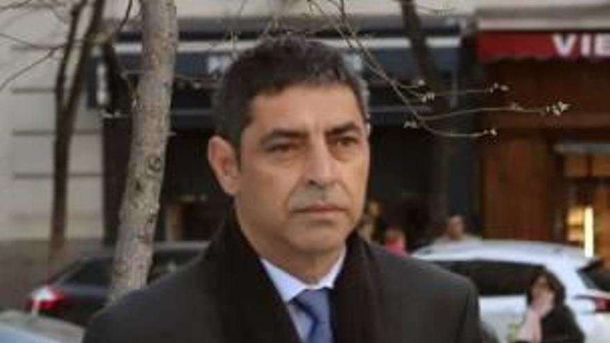 Lamela envia a judici Trapero  i la cúpula dels Mossos per sedició