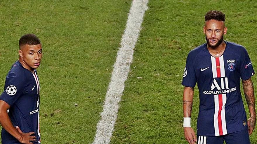 Neymar no renueva, ¿ficha por el Barça?