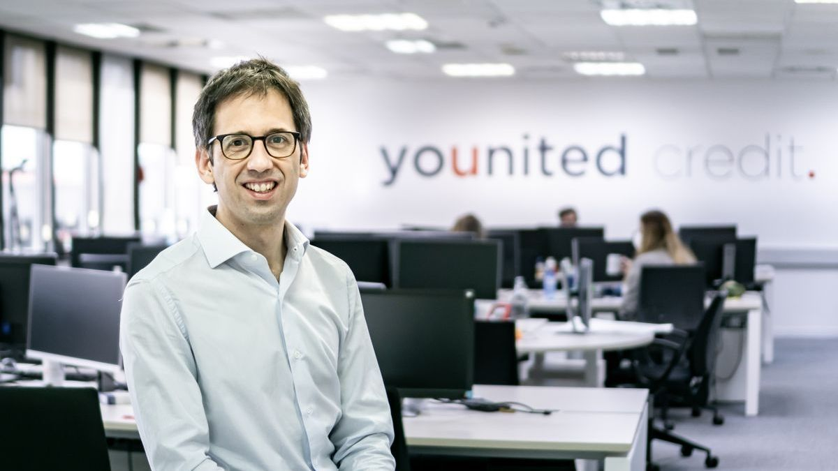 Xavier Pallás, CEO de Younited en España y Portugal