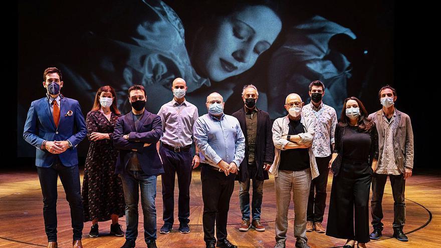 La zarzuela  del nuevo siglo desafía al público valenciano desde Les Arts