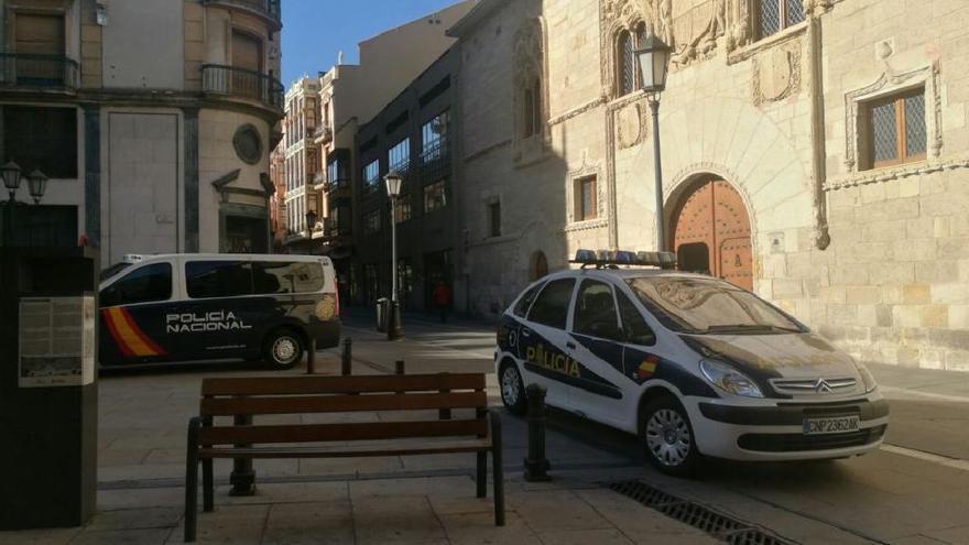 Condenado a tres años de cárcel por traficar con medio kilo de cocaína en Zamora