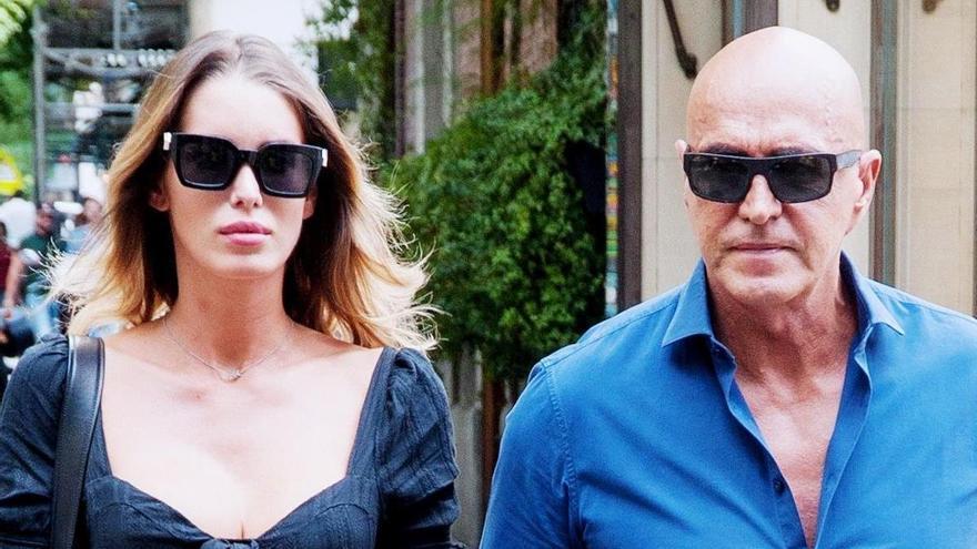 Marta López, muy preocupada por la salud de su novio Kiko Matamoros