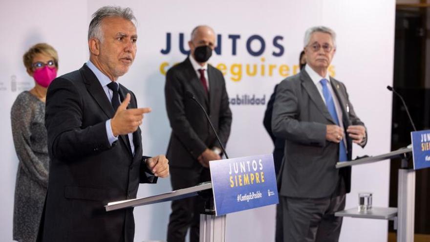 Canarias estrena el reparto de los fondos europeos con la energía verde