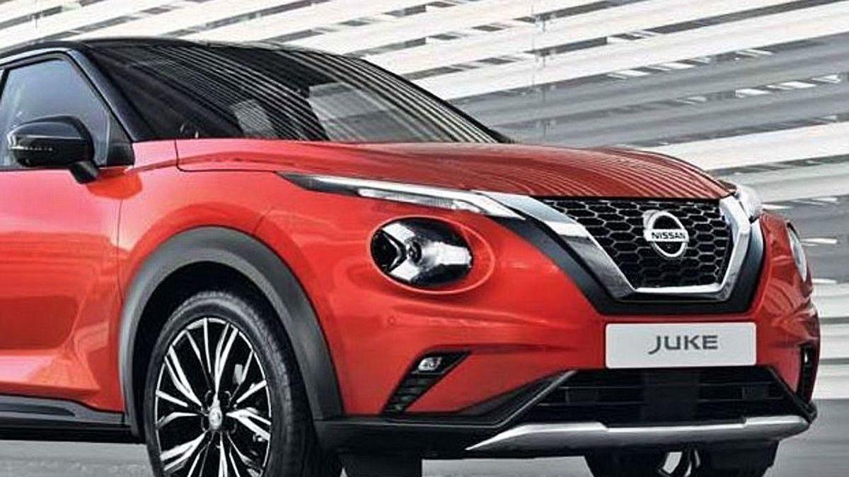 El Nissan Juke que pueden llevarse los lectores de LA NUEVA ESPAÑA este verano.