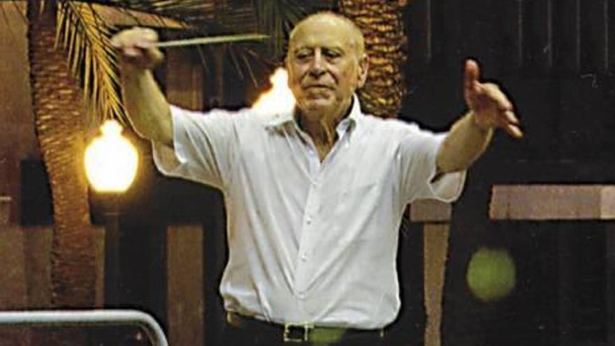 Antonio Férriz estrena una obra en el Palau de la Música