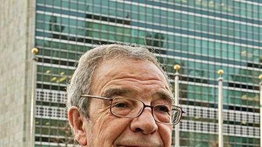 César Alierta, expresidente de Telefónica, en coma inducido tras un infarto