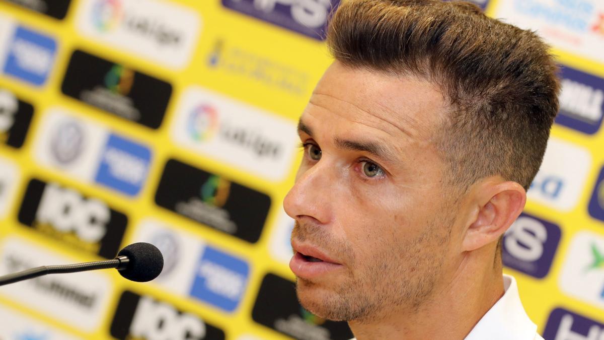 Imagen de archivo del jugador de fútbol, Rubén Castro