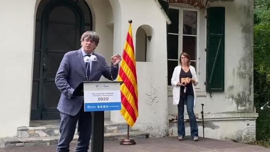 """El abogado de Puigdemont piensa que será liberado en cuestión de días porque la euroorden no es """"ejecutable"""""""