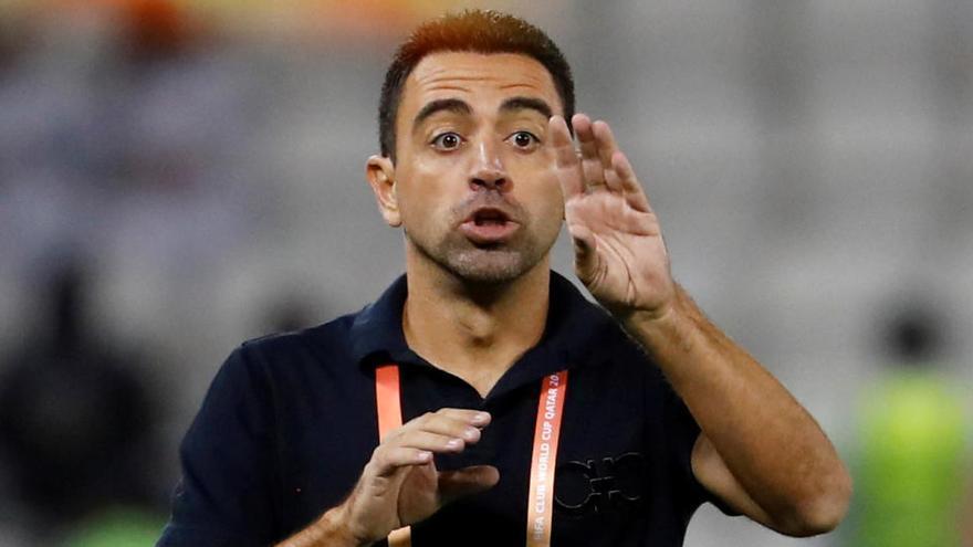 Xavi renova amb l'Al Sadd per a la temporada 2020/21