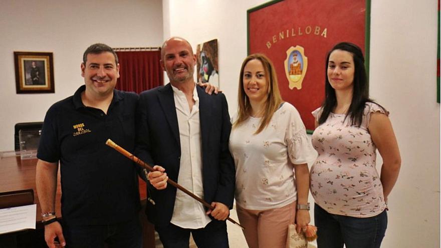 Benilloba: Tres alcaldes en tres meses