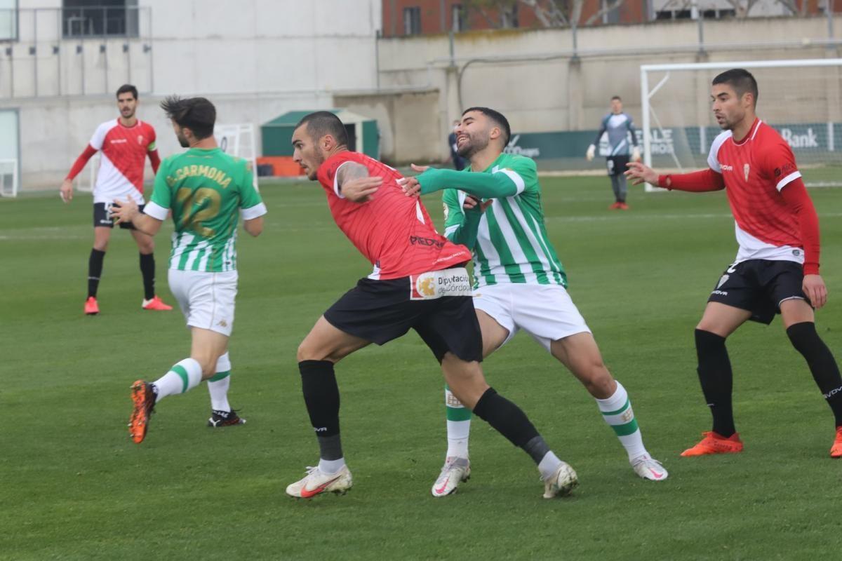 Las imágenes del Betis Deportivo-Córdoba CF