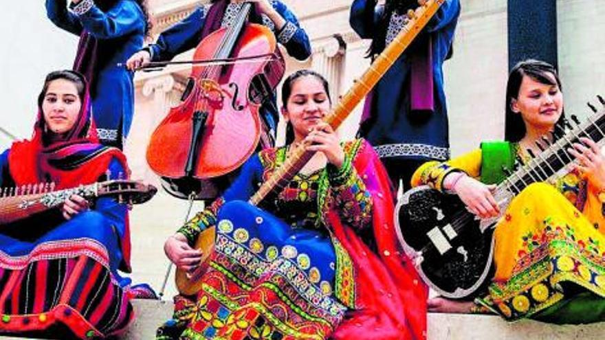 La nova prohibició de  la música dels Talibans