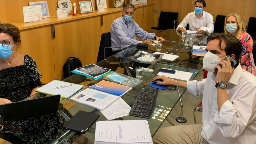 El Síndic incluirá al alcalde de Torrevieja en su informe anual por negar las actas del consejo de Agamed a la oposición