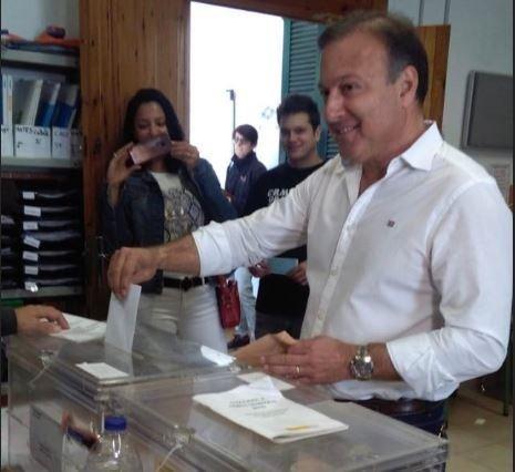 Joan Mesquida, encabeza la lista de Ciudadanos
