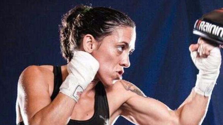 "Caty Díaz: ""Si gano por puntos a Yolanda Ramos deberé hacerlo de forma clara"""