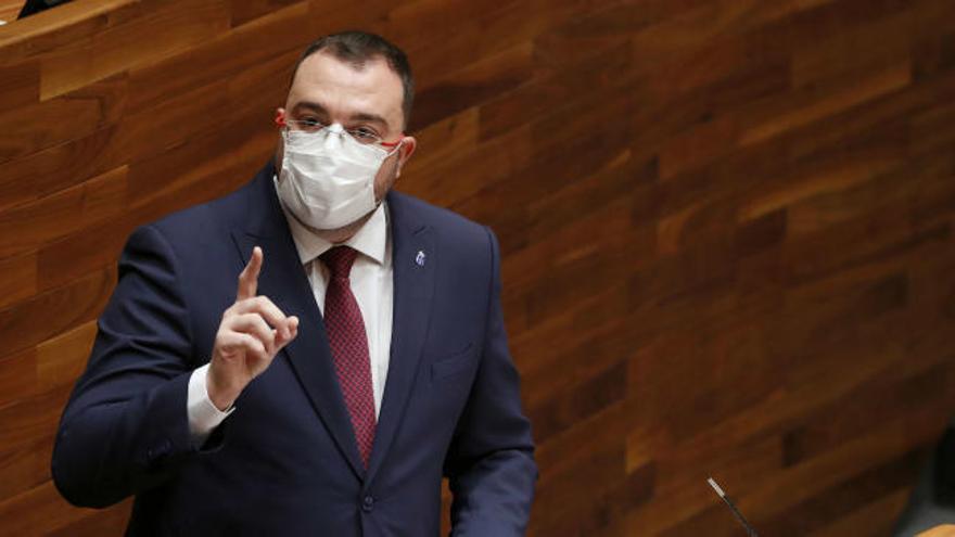 Barbón vincula las nuevas ayudas del Covid a la negociación presupuestaria en Asturias