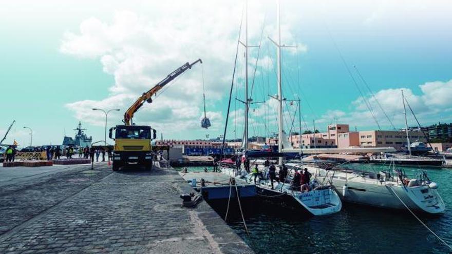 Mallorca, base de la ruta atlántica del tráfico de hachís