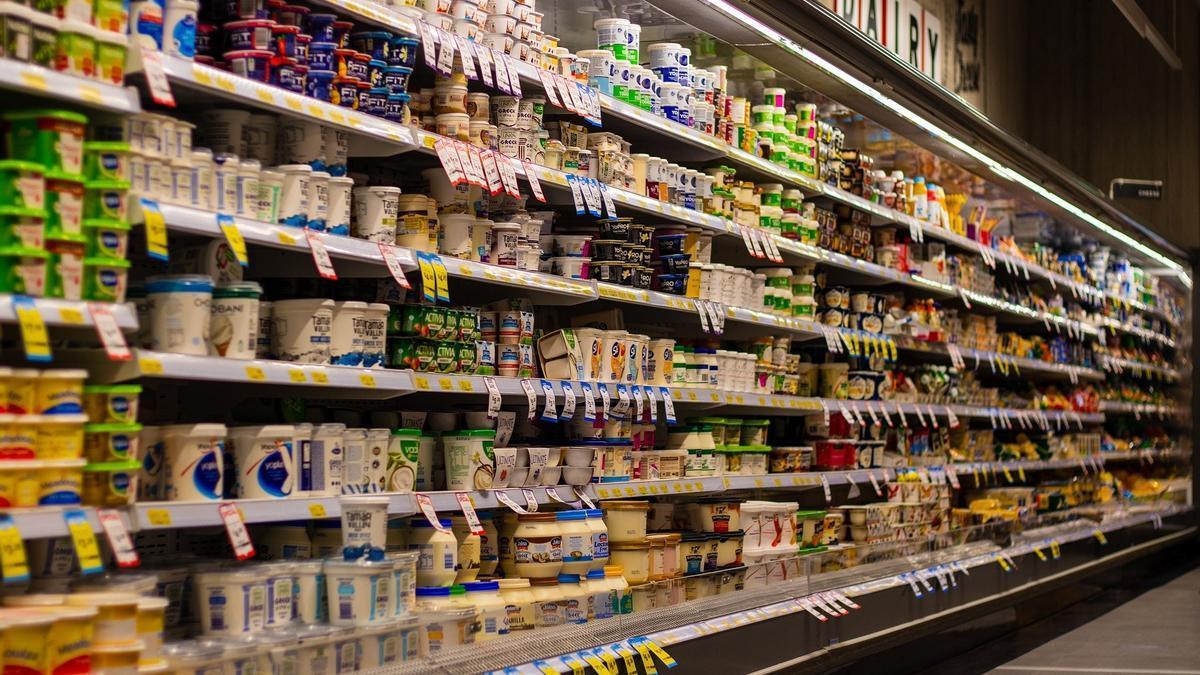 Supermercado en general