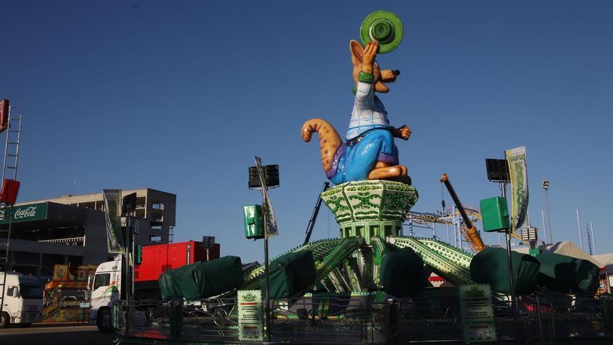 La Policía Local no hará horas extra en 'la Feria de El Arenal' si no se le pagan los atrasos