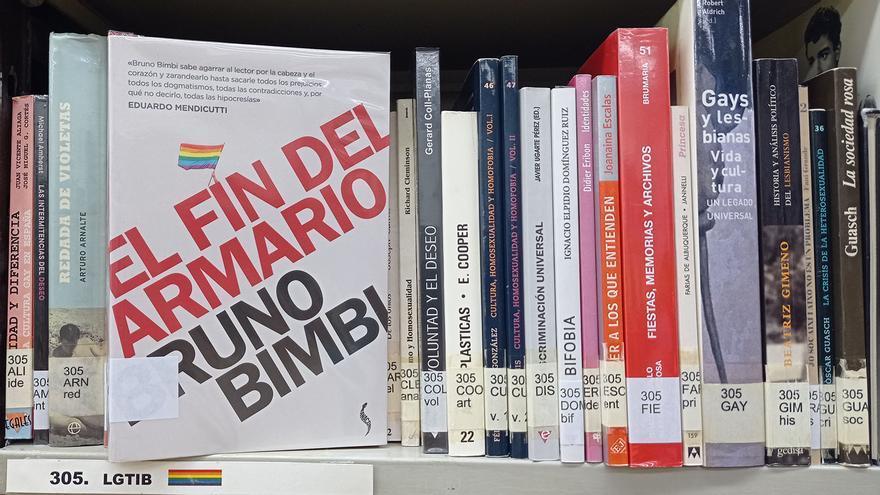 Estos son los libros de la polémica LGTBI en Castelló