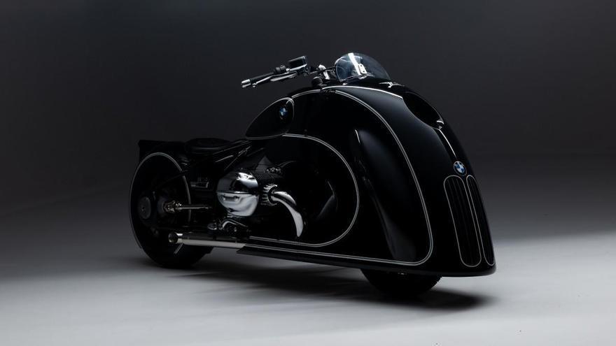 BMW Motorrad presenta la espectacular R 18 Spirit of Passion de Kingston Custom