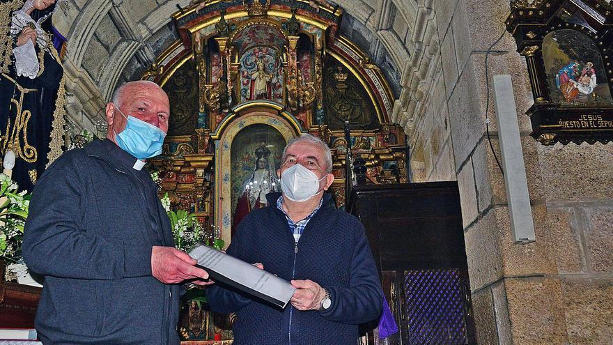 El nexo de San Martiño de Moaña y el testamento de un emigrante en Colombia del siglo XVIII