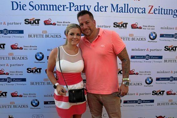 Lisa und Sven Röder