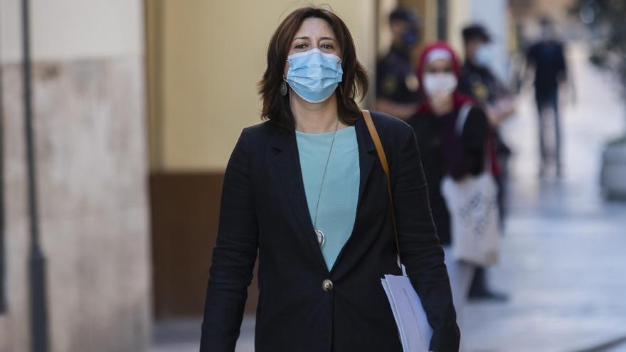"""Rosa Pérez: """"Denunciar la corrupción sale muy caro, ese es el mensaje"""""""