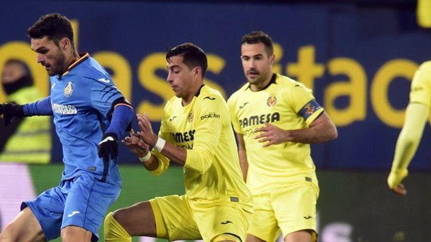 """Mario: """"En este Villarreal nadie baja los brazos, vamos a levantarnos"""""""