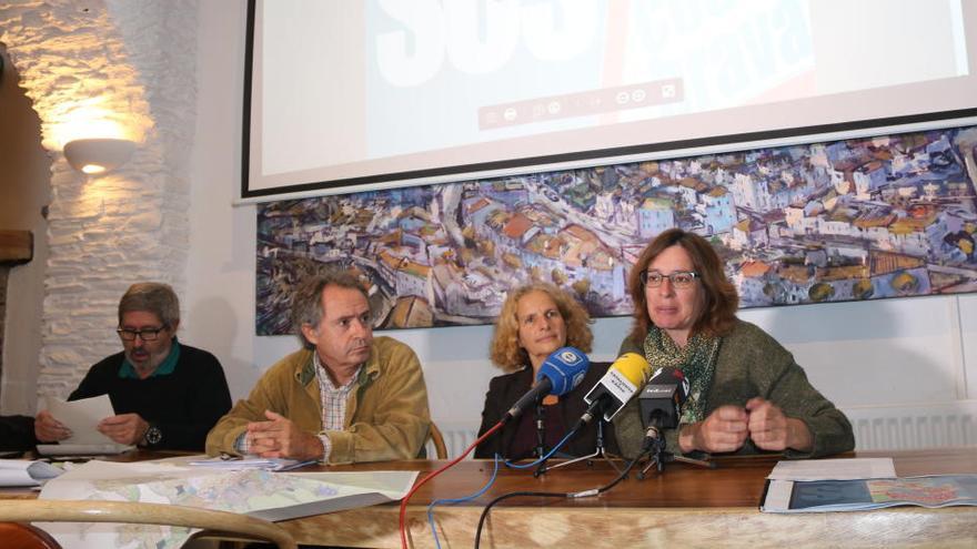 Demanen modificar el planejament de Cadaqués per aturar la urbanització de Sa Guarda