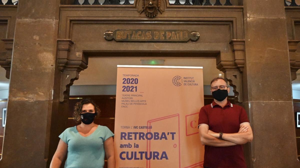 L'IVC programa a Castelló més de 150 activitats culturals esta temporada