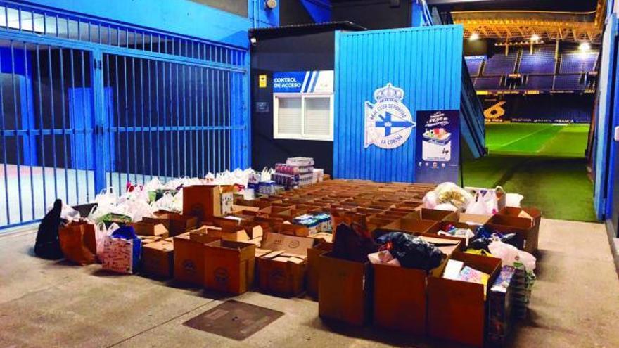 2.568 kilos de alimentos y 447 juguetes en la campaña solidaria