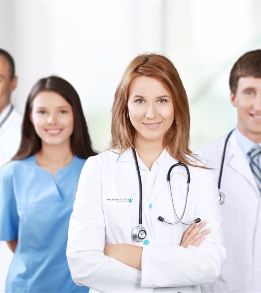 Injerto capilar con sello cordobés en Medican Clinics