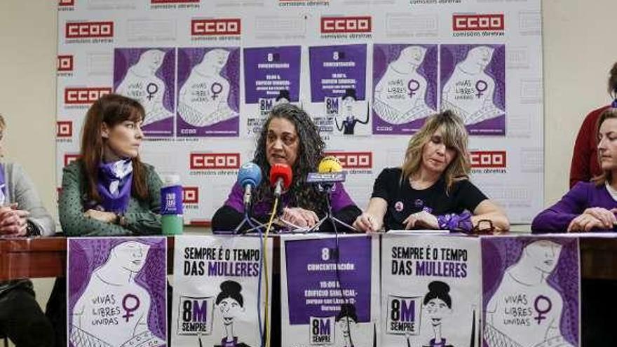 El 72% de las jornadas a tiempo parcial en Ourense están ocupadas por mujeres