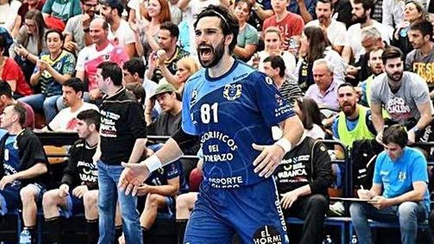 Pablo Castro, más músculo de Asobal para el HC Eivissa