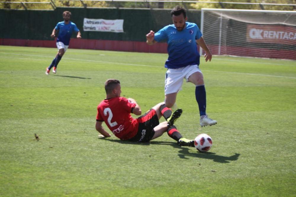 El Mallorca B dice adiós al ascenso a Segunda B