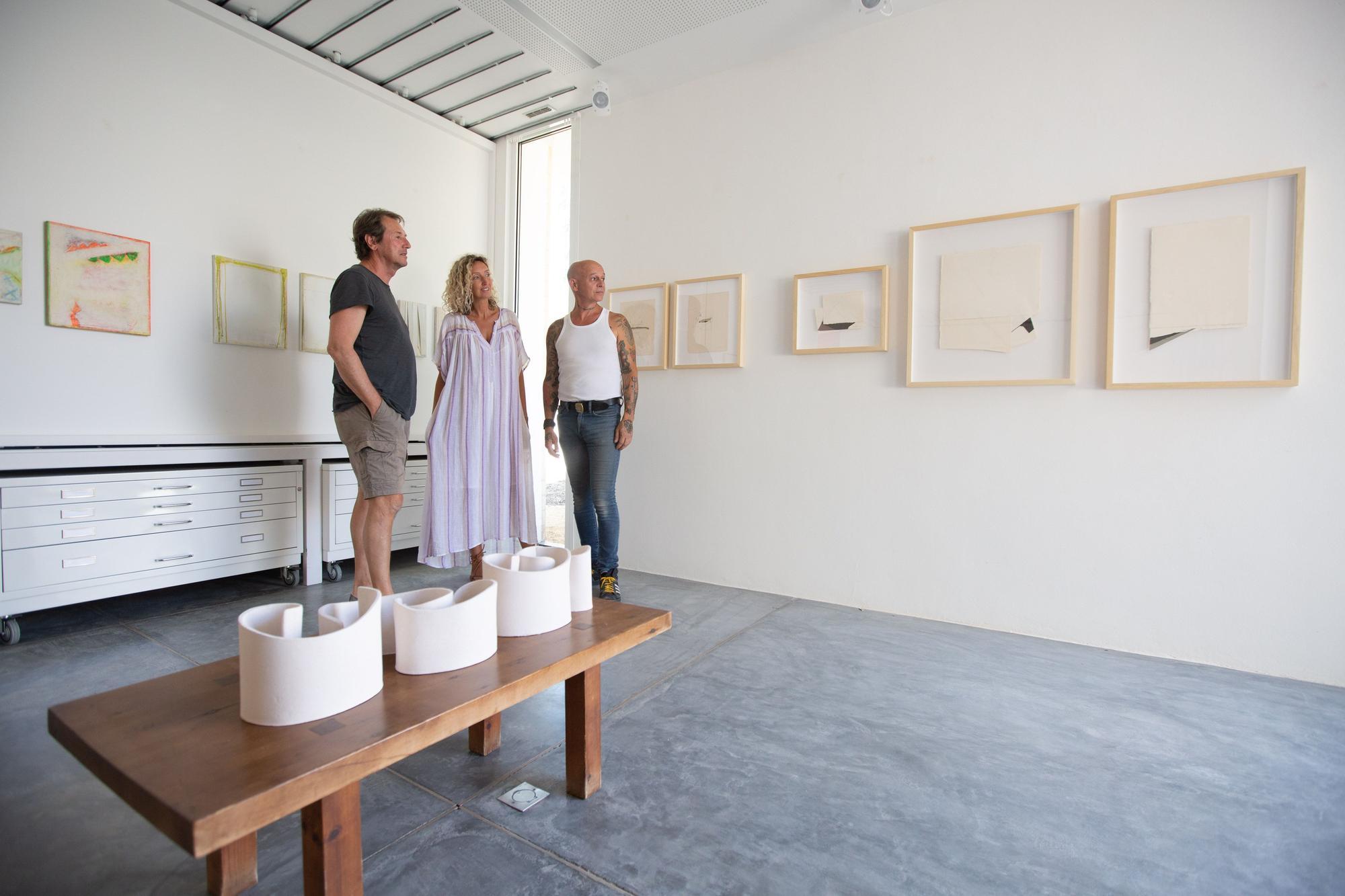 'Petit format', un homenaje a Rafel Tu Costa en forma de exposición