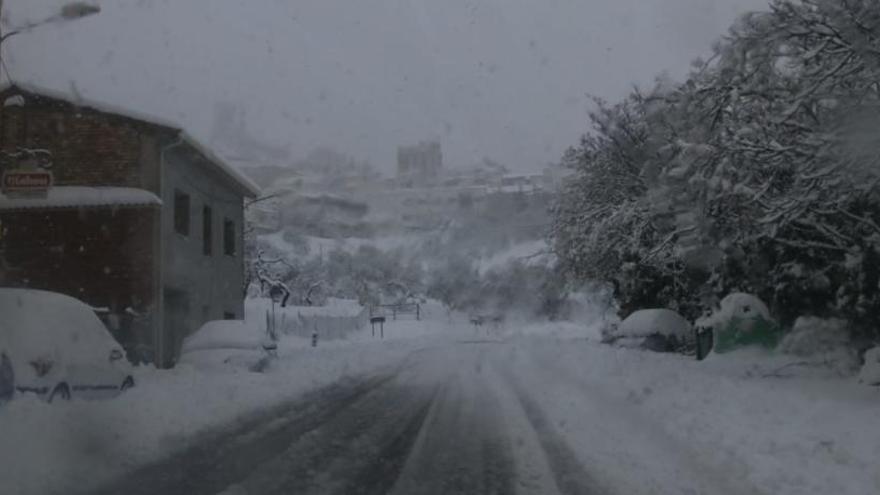 Estos son los municipios de la provincia de Alicante que no tendrán clase hoy por el temporal