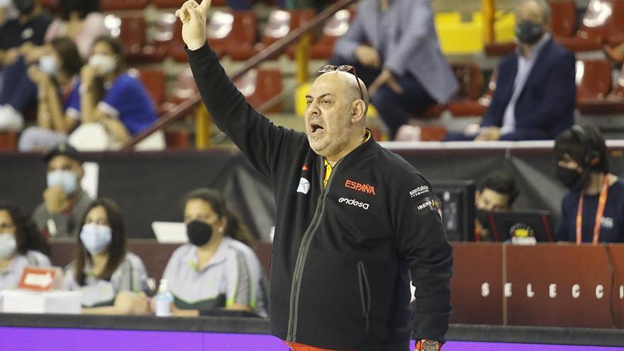 Torneo de selecciones de baloncesto femenino: España - Bélgica