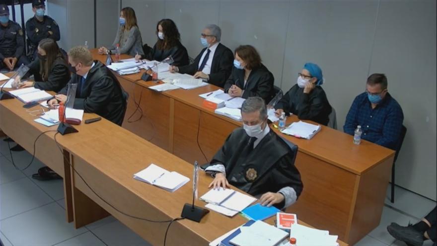 Juicio del Caso Maje: Los psiquiatras descartan cualquier patología en los acusados