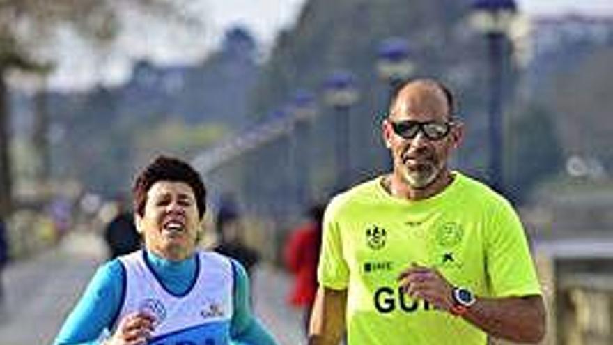 Un maratón para los sentidos
