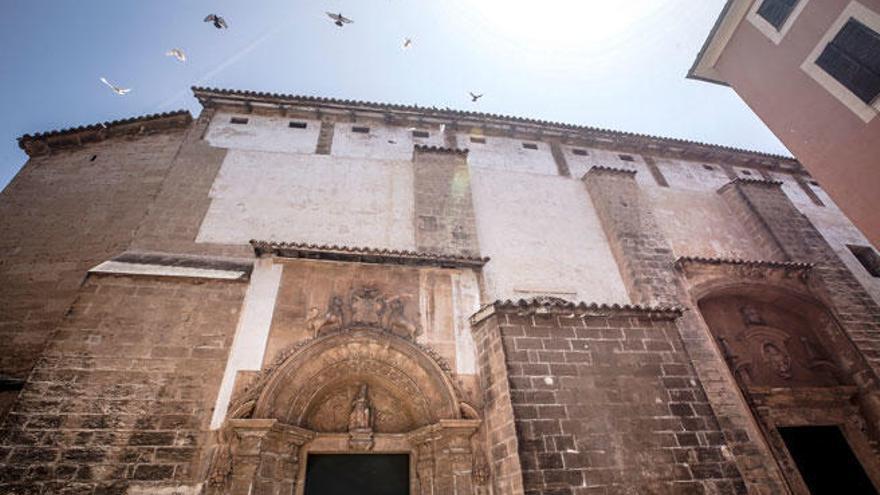 La Audiencia confirma que el convento de Sant Jeroni es del Obispado