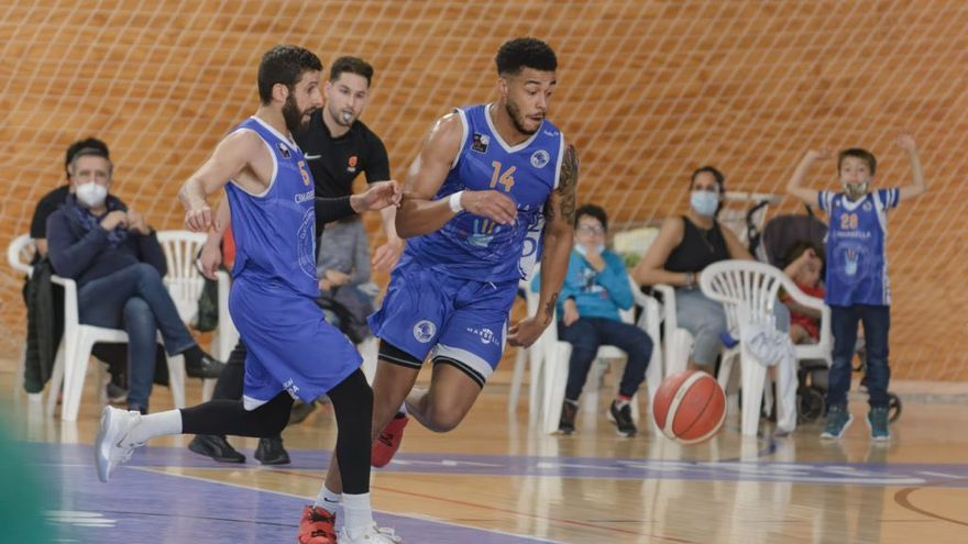 Los hermanos Tamba estarán con la selección sub 20 de baloncesto