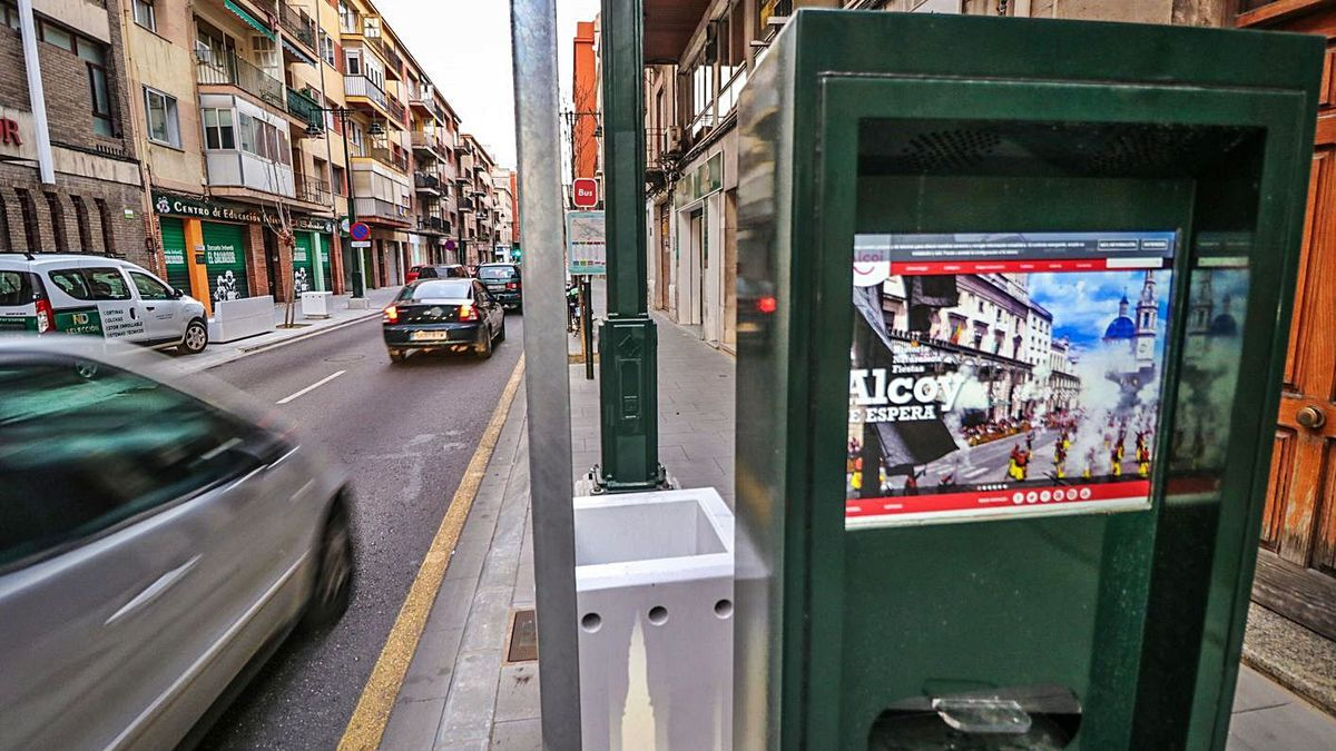 La calle Entenza se convirtió en «Street Lab» tras su remodelación.