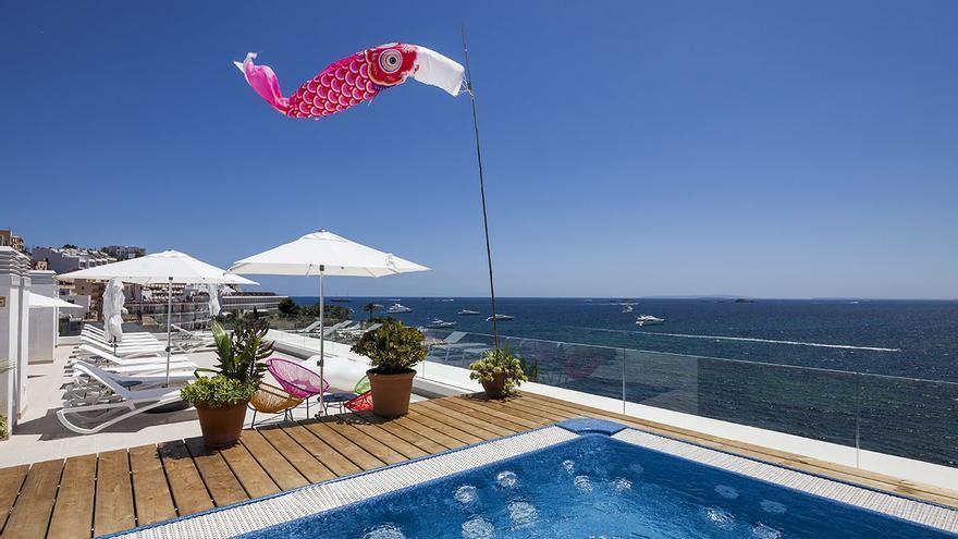 Diseño y confort para viajar a Ibiza durante todo el año