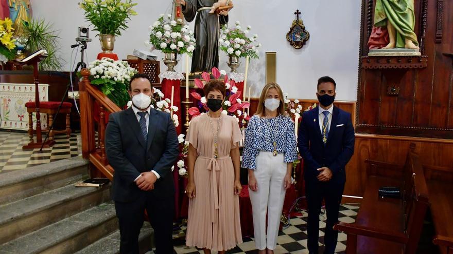 La emoción y devoción marcan la festividad de San Antonio en Mogán